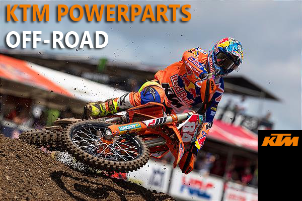 KTM Powerparts Off-Road